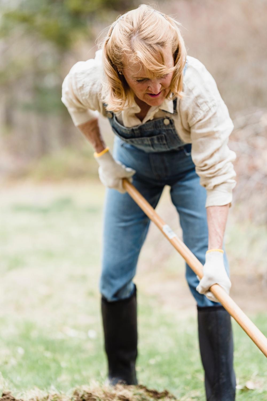 Haushaltshilfe und Gartenarbeiten