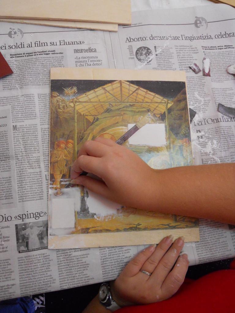 restauro pittorico artea