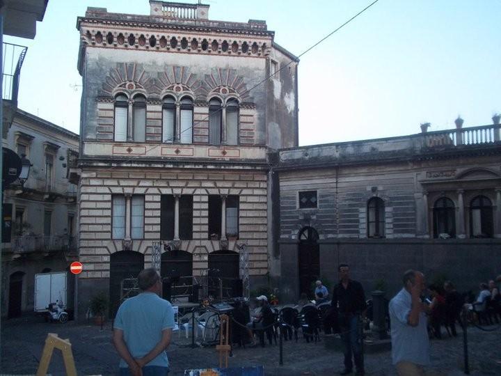 Piazza Pasini in Arte