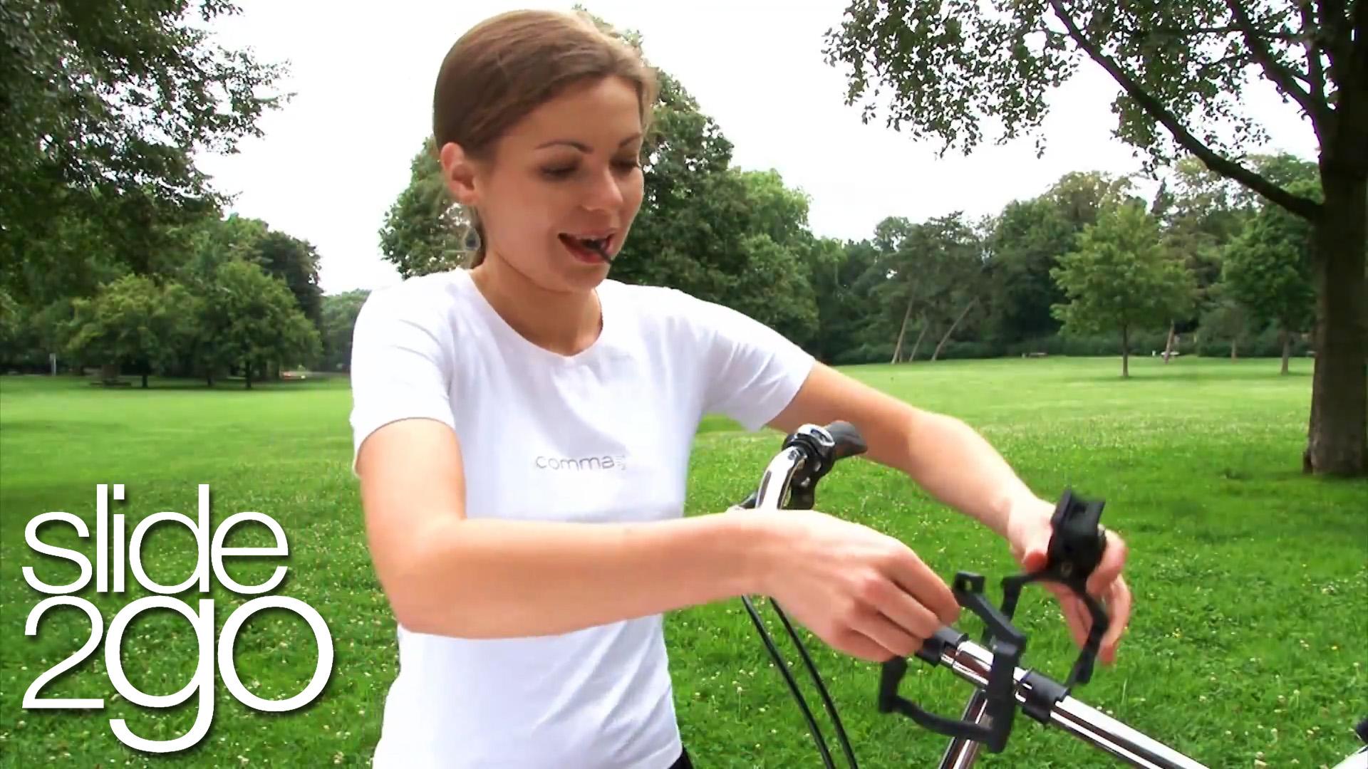 Produkt Video mit Schauspielerin Volksgarten Köln