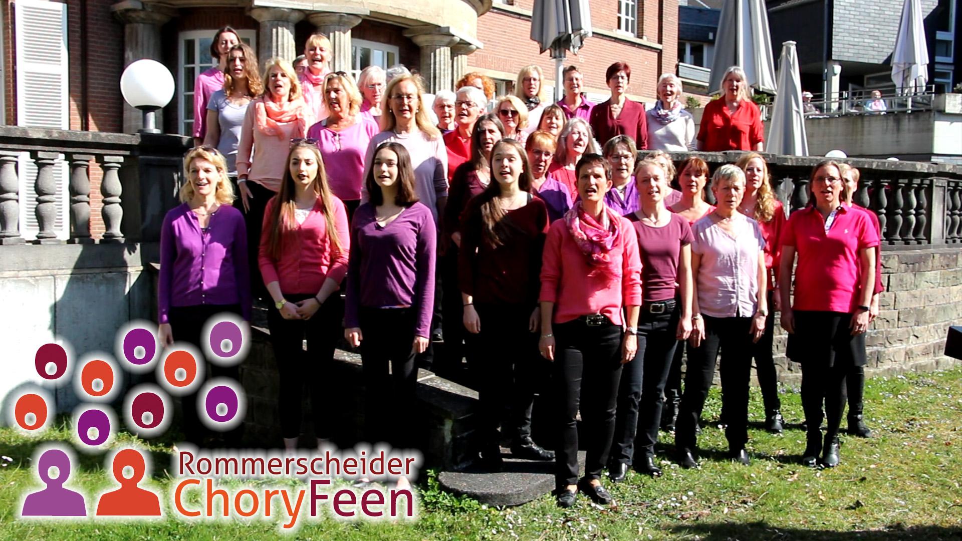 Image-Video für Frauenchor aus Bergisch Gladbach