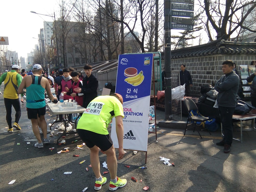 ソウル国際マラソン2017