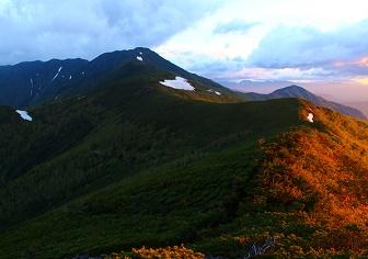 ウペペサンケ山の登山(糠平コース)|被災した林道と登山道の状況(6月下旬)