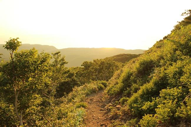 羅臼岳登山道