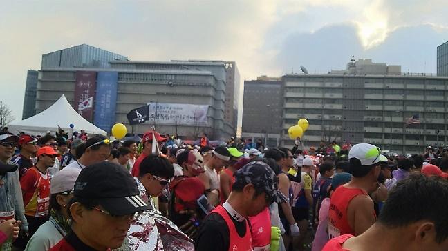 ソウルマラソン