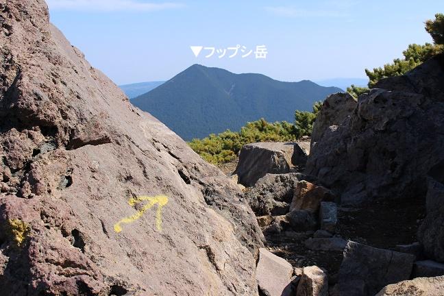フップシ岳