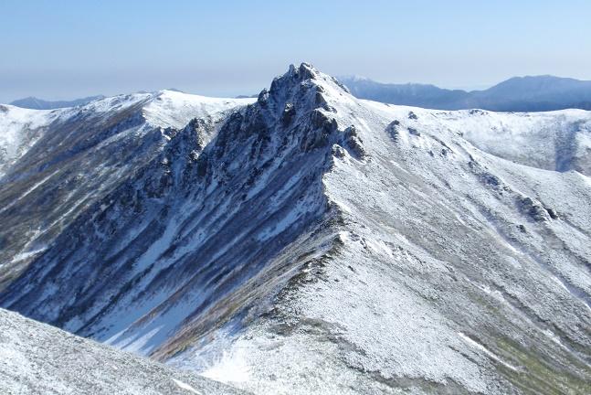 ニセイカウシュッペ山アンギラス
