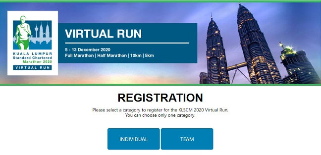 KL VIRTUAL RUN