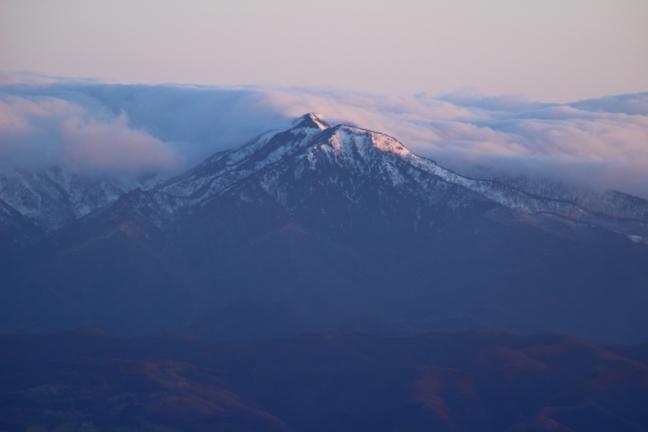 赤城山からの眺め