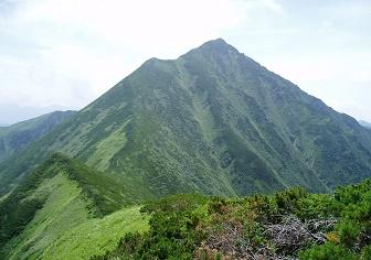 【カムイエクウチカウシ山|日本二百名山】を札内川ヒュッテから日帰り|さらに1903峰まで足を延ばしてみる