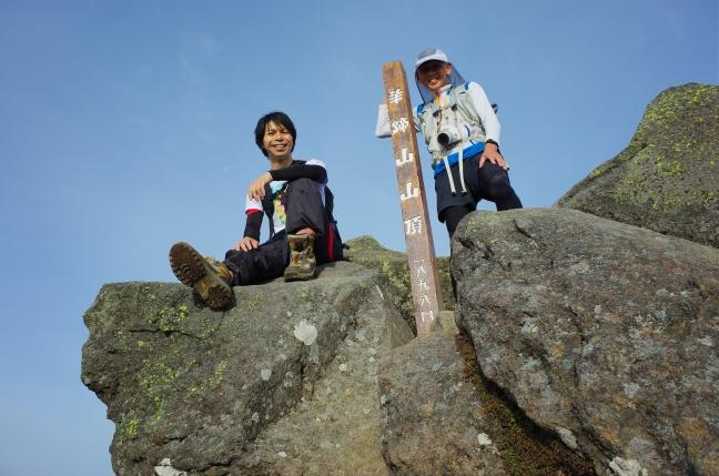 羊蹄山喜茂別コース|初心者を連れて2時間半で山頂へ(9月下旬)