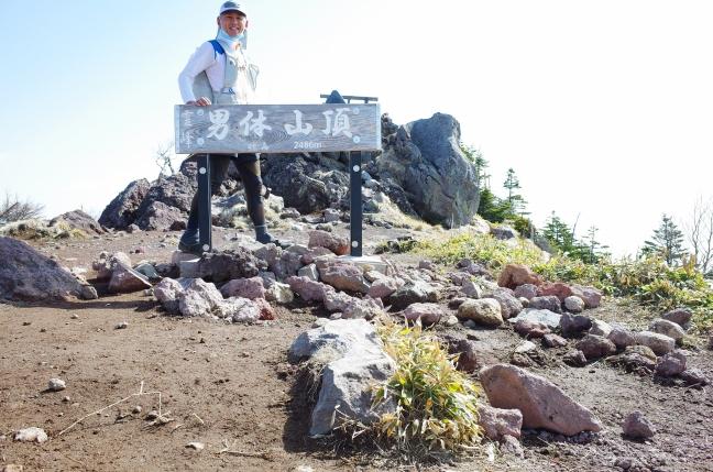 週記|6連勤後は4連休で栃木県の皇海山と男体山へ