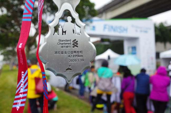 SC台北マラソン2020