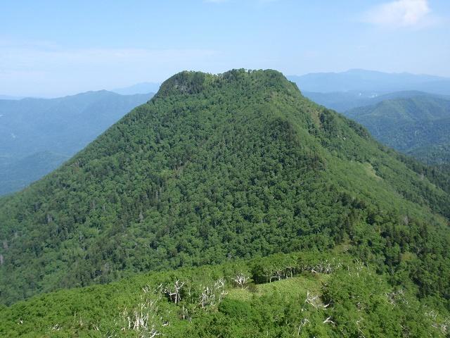 ピリベツ岳