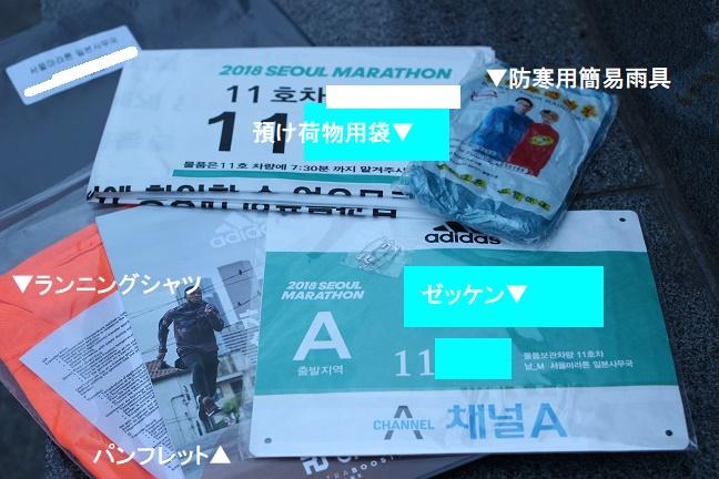 ソウル国際マラソン2018