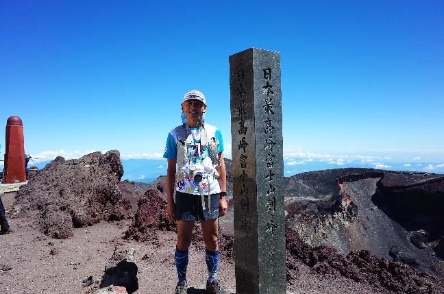 夏休みの登山遠征旅行記|平ヶ岳、越後駒ヶ岳、富士山、大天井岳の旅(8月上旬)