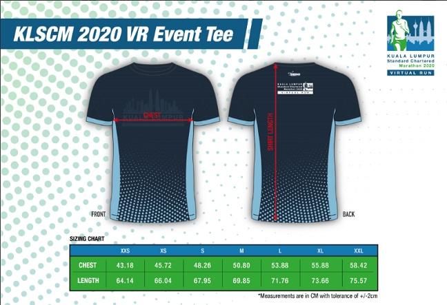 KLマラソン2020Tシャツ