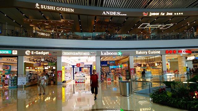 チャンギ第4ターミナル