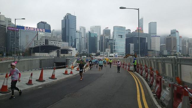 香港マラソン