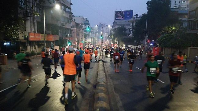 ムンバイマラソン2019