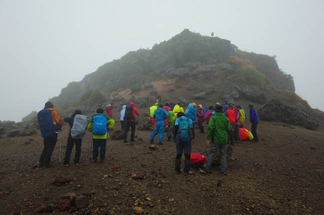 ゴールデンウィーク後半は東北遠征。二百名山メインの山行計画?