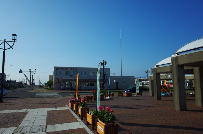 岩内バスターミナル