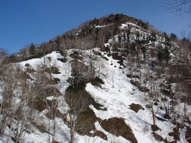 烏帽子岳札幌