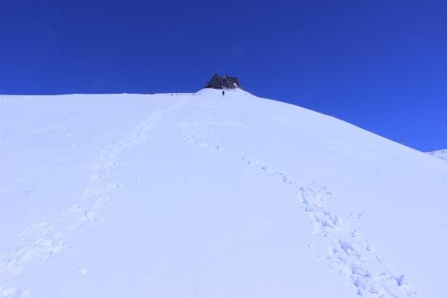群別岳南峰