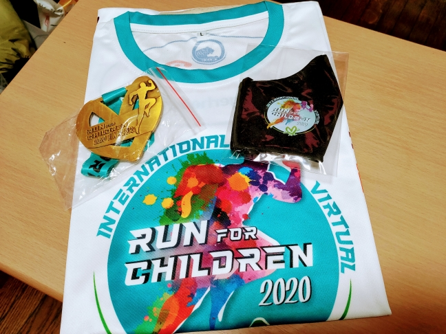 Run For Childlren