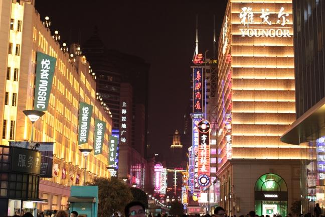 新千歳から春秋航空で上海へ 夜景と点心だけで十分楽しめる 2017年3月