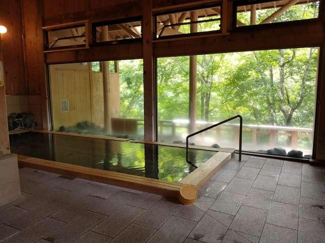 桧枝岐温泉