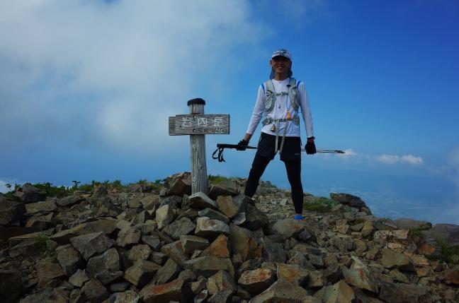 岩内岳で敗れたニセコ連山縦走計画(7月上旬)