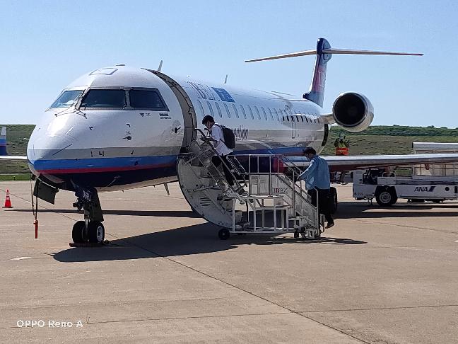 ボンバルディアCRJ700