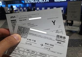 中国広州市旅行記1|ANAの特典航空券で新千歳~成田~広州白雲空港