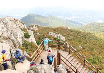 韓国釜山の最高峰「金井山」|温泉場から梵魚寺まで周回登山する方法