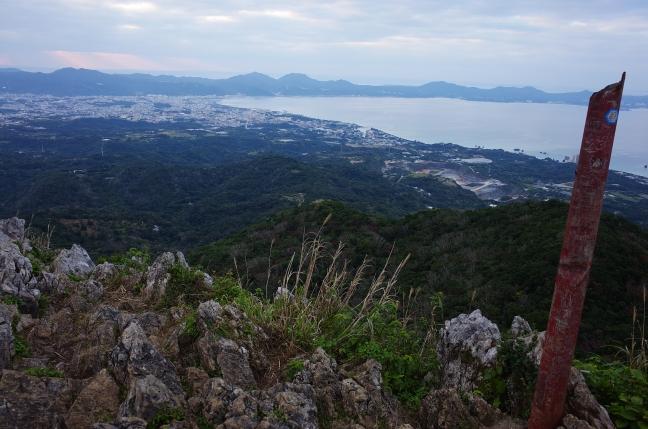 嘉津宇岳登山|沖縄本島の山をお手軽ハイキング(1月中旬)