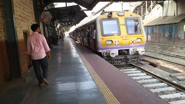 ムンバイ近郊鉄道