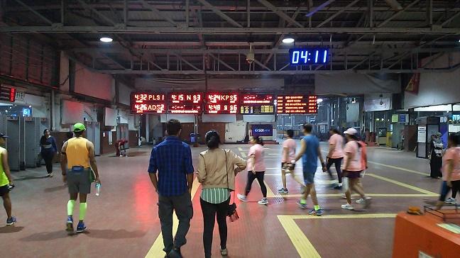 ムンバイCST駅