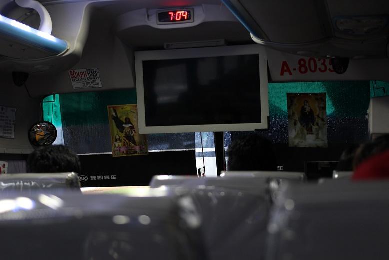 マニラエアポートループバス