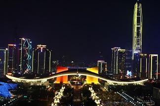 深圳灯光秀