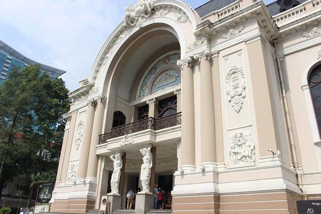ホーチミン 市民劇場