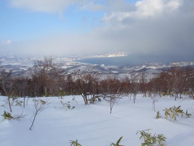 塩谷丸山からの展望