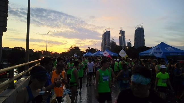 2018シンガポールマラソン