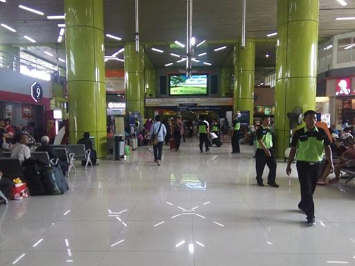 ガンビル駅