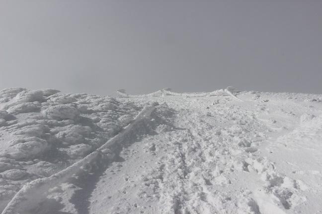 大雪山系旭岳