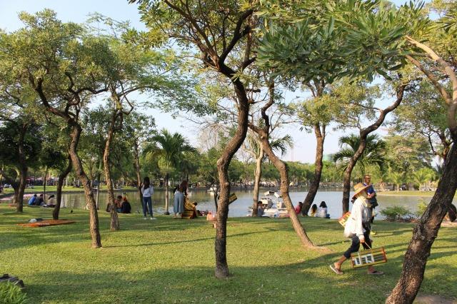 チャトゥチャック公園