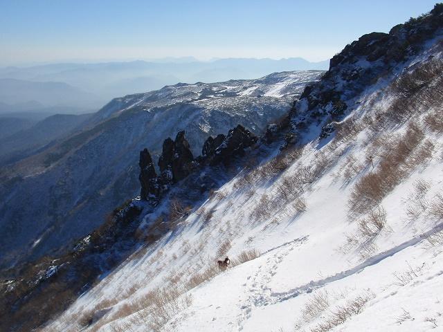 大雪山黒岳登山道