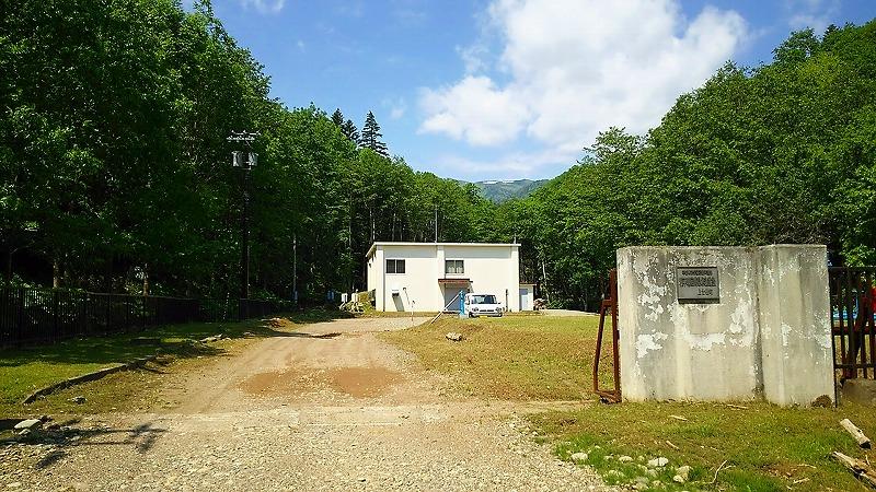 上士幌町糠平地区簡易水道施設