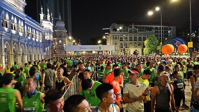 SCクアラルンプールマラソン