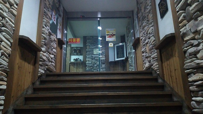 梨泰院ランド2階へ
